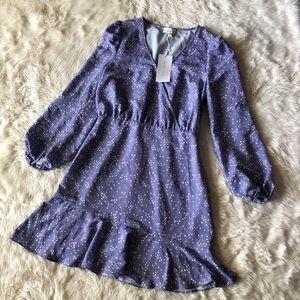 Lucy Paris Kinsey Polka Dot Dress